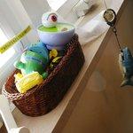 エビヤカフェ - 子供用おもちゃの準備あり