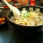 東麺房 - ねぎやみつきラーメン(醤油)