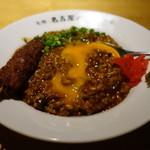 那古野 沢瀉食堂 - とろ~り、大阪のドライカレーみたいなビジュアル