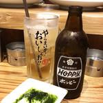濱松たんと - ホッピーセット  500円