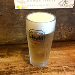 Q - ドリンク写真:生ビール