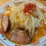 シャカリキ - 味噌-エビ風味-(840円)