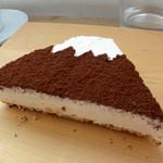 117402964 - 富士山のレワチーズケーキ