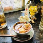たちのみねこ - ポテサラとと麻婆豆腐♡