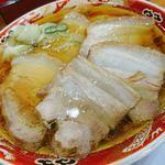 らーめん秋田 ひない軒 - チャーシュー麺