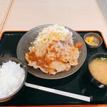 矢板北パーキングエリア(下り線)食堂 - 料理写真: