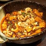 アロン - 白子入り麻婆豆腐