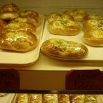 ぱんと洋菓子 オリムピックパン - 惣菜パン2