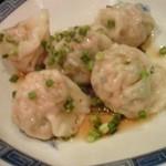 毛家麺店 - 水餃子
