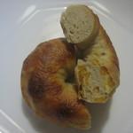 hohoemi - hohoemiベーグル オレンジとクリームチーズ