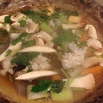 あい田 - 季節で旬の物の小鍋仕立て