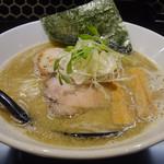 麺屋 しとらす - 塩ソバ 780円 miniUP
