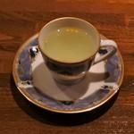 ラグナ ザ バー - 梅昆布茶