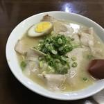 117415170 - チャーシュー麺