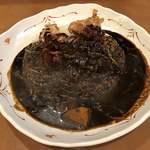 Rahoru - 2019.10.6  ブラック カラ揚げカレー