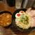 麺屋いちびり - 料理写真:特製つけ麺 300g
