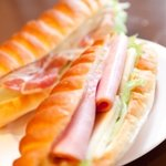 Boulangerie ぱんのいえ - 料理写真:ヴィエノワのサンドイッチ