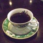 ナナコーヒーショップ - 少し小さめのカップで食後のコーヒー