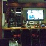 ナナコーヒーショップ - 680円でランチを食べて、テレビがあるのでゆっくりとした時間が、、、
