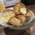 天ぷら・鉄板焼酒場 しん家 - 料理写真:「バームクーヘン天ぷら」(¥380)