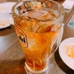 新宿かっぱ - ウーロンハイ  180円