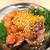 炭火と海鮮 大衆酒場くろき - 料理写真:サーモンのユッケ