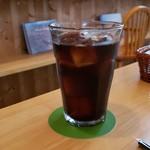 117427406 - アイスコーヒーです。