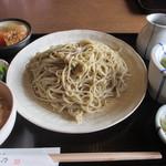 11743659 - 日替わり定食(麺大盛り)