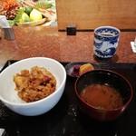 京都 天ぷら圓堂 - 食事