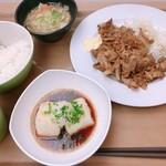 東京大学 中央食堂 - 料理写真:
