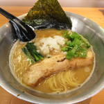 らぁめん初代オカワリ - 料理写真:鶏白湯 700円