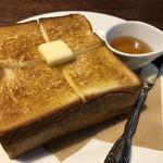 TOKUSHIMA COFFEE WORKS - 厚切りトースト
