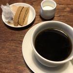 TOKUSHIMA COFFEE WORKS - デカフェコーヒーとお茶菓子