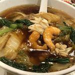 南国亭 - 海鮮麺