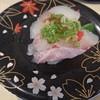 金太郎 - 料理写真:ひげそり鯛 421円