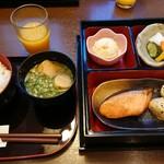 づけや - 朝食 和朝食 1,200円