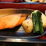 づけや - 和食膳 鮭?マス?