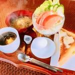 風見鶏 - 料理写真:モーニングBセット600円