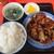小笹飯店 - とりみそ定食 700円