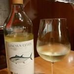 モア・クッチーナ - Lincoln Estate Sashimi Sauvignon Blanc