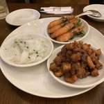 青山シャンウェイ - 前菜3種