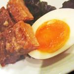 創作中華料理 縁 - 角煮。