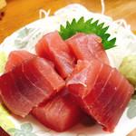 魚介 - まぐろ刺身