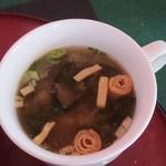くまキッチン - 味噌汁