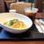 タリーズコーヒー - 料理写真:ペコリーノロマーノ 香る3種のチーズパスタとアイスコーヒー