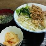 ゆう竹食堂 - 料理写真: