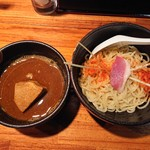 魔乃巣 - 2019年9月 カレーつけ麺 850円