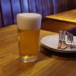 ピッツェリア・タルタルーガ - ビール