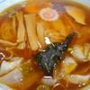 大勝軒 - 料理写真:中華そば(1玉)