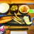 ファンキー原田3 - 料理写真:【2019年10月13日】焼き魚定食750円(税込)。